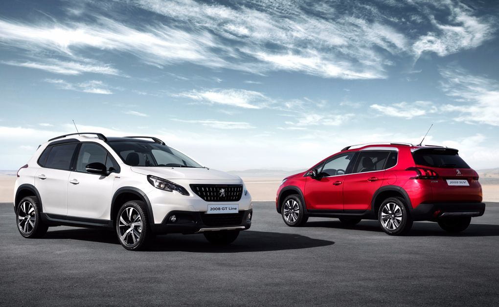 PEUGEOT 2008 ESTATE 1.2 PureTech Active 5dr