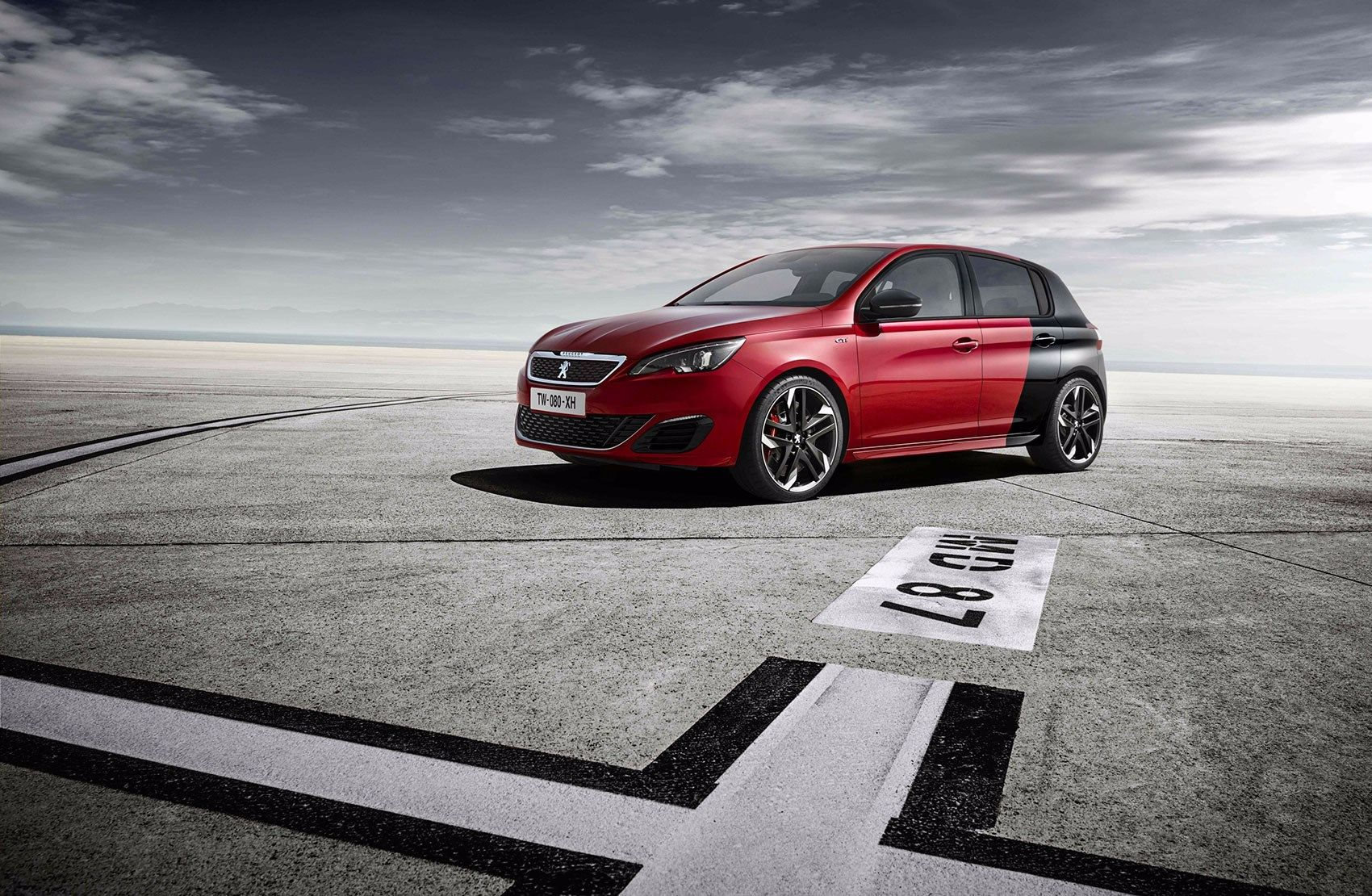Our new 308 GTi By Peugeot Sport is on order now!!!