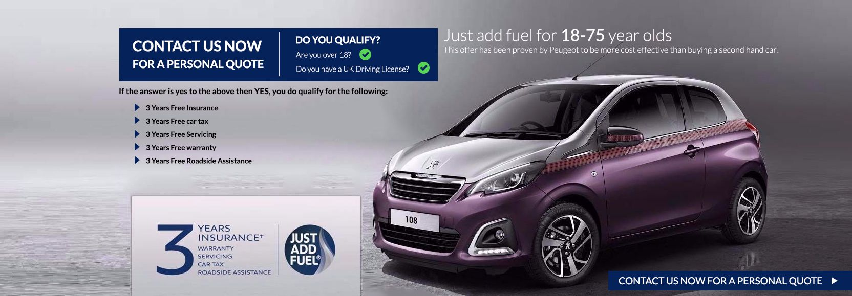 peugeot 108 new and used peugeot car dealers in cheshire gateway peugeot crewe. Black Bedroom Furniture Sets. Home Design Ideas