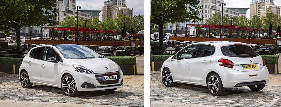 Peugeot 208: Special Editions and enhanced offers