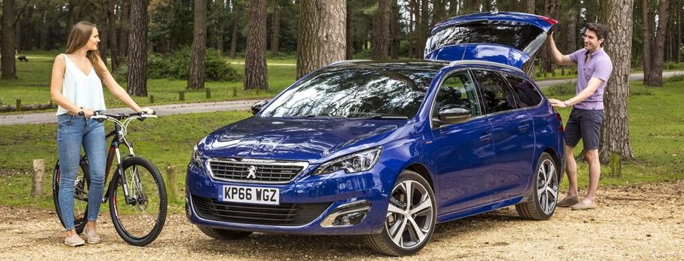 Just Add Fuel with Telematics now launched on Peugeot 308