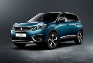The all-new Peugeot 5008: A whole new dimension for SUVs
