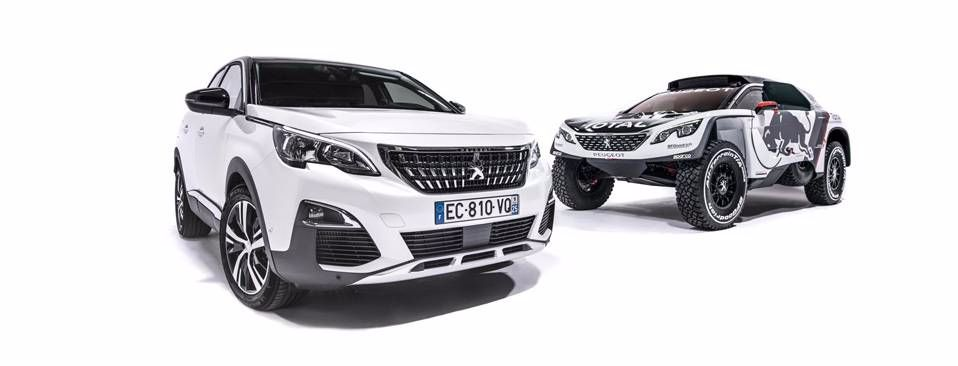 Peugeot gears up for SUV offensive at the 2016 Paris Motor Show