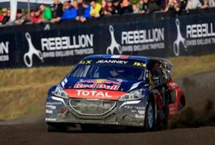 Next Stop Argentina For The Peugeot 208 WRXs