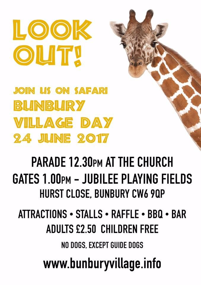 Bunbury Village Day