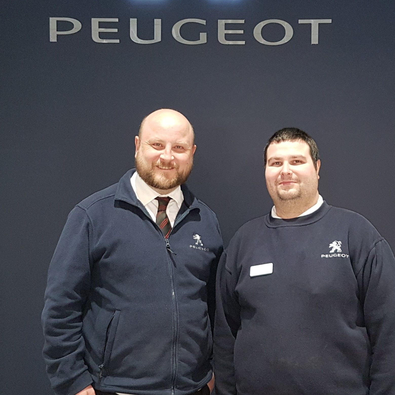 Gateway Peugeot Dynamic Parts Department