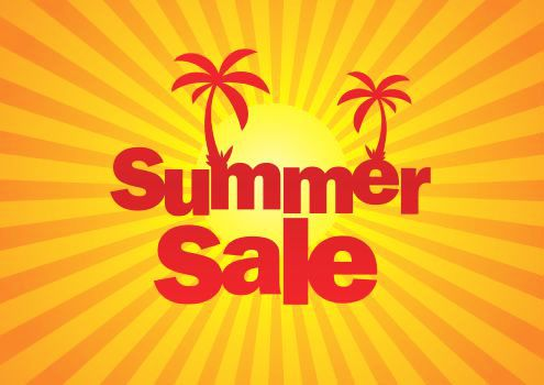 SUMMER ACCESSORY SALE
