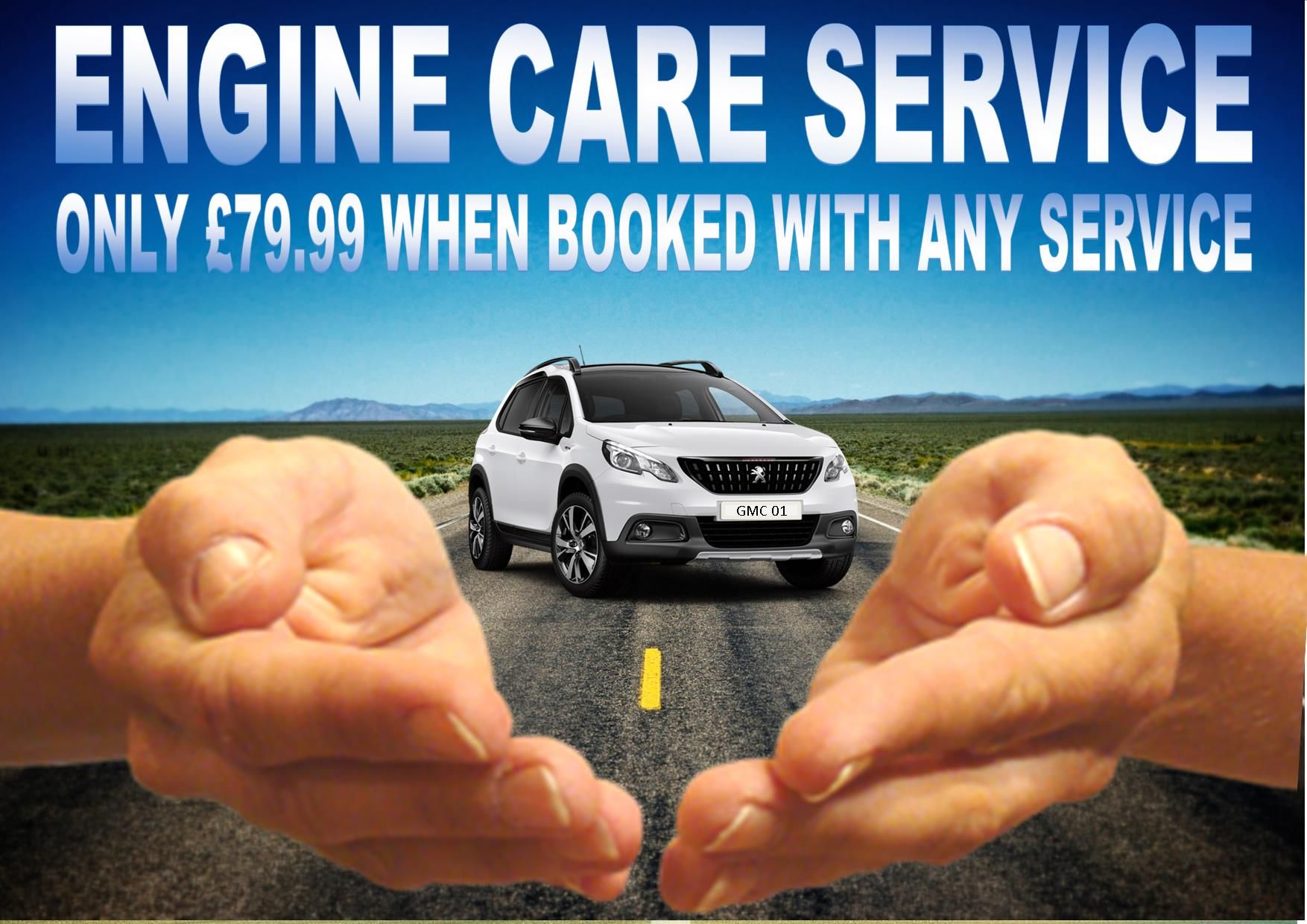ENGINE CAR SERVICE
