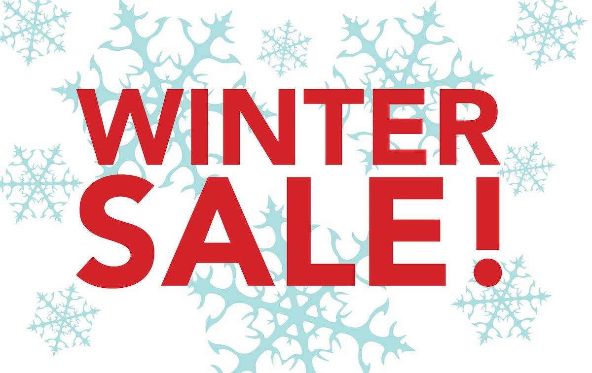 WINTER ACCESSORY SALE