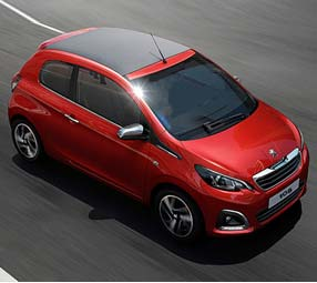 new peugeot used cars crewe second